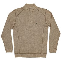 Front Range Pullover in Stone Brown by Southern Marsh - FINAL SALE