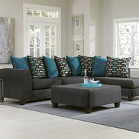 Maurice Sectional by HD Furniture