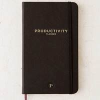 Productivity Plan Journal - Urban Outfitters