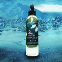 UNSULLIED Shower Oil