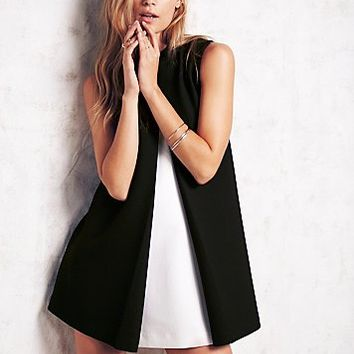 Womens Maise Mod Mini Dress