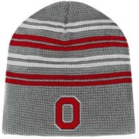Ohio State Buckeyes Freeze Thermal Beanie - Gray