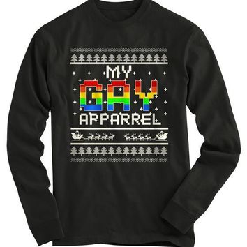 My Gay Ugly Christmas Sweater - On Sale