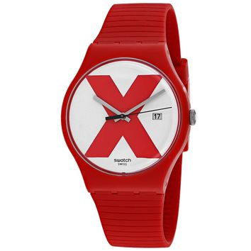 Swatch Men's XX-rated Watch (SUOR400)