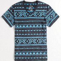 On The Byas Diamond V-Neck Tee at PacSun.com