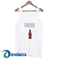 Best Friends Forever Cola Tank Top Men And Women Size S to 3XL