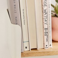 Lara Bookend Shelf | Urban Outfitters