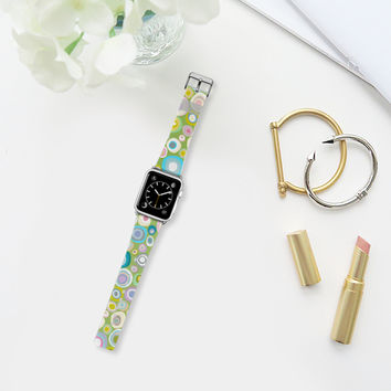 spring spot green apple watch band Apple Watch Band (38mm) by Sharon Turner | Casetify