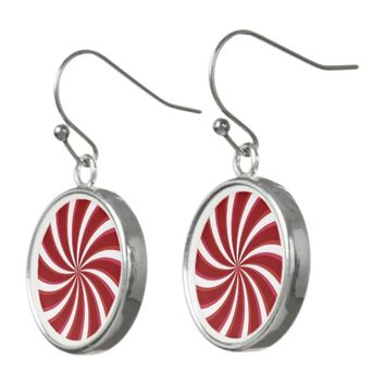 Festive Stripes Ear-Rings Earrings