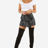 Short Stop Vegan Skort