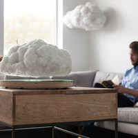 Floating Cloud Is a Speaker That Levitates | Cool Material
