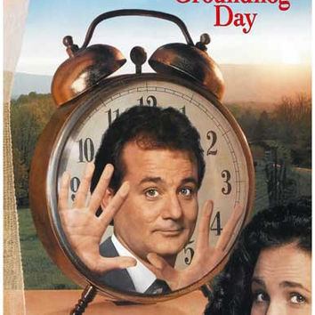 Groundhog Day Bill Murray Movie Poster 11x17