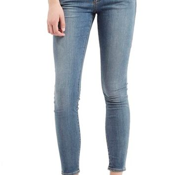 Women's TopshopMoto'Leigh' Skinny Ankle Jeans ,