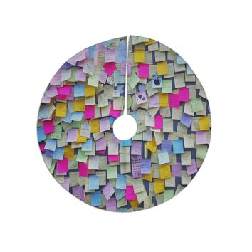 "Trebam ""Respekt"" Rainbow Paper Tree Skirt"