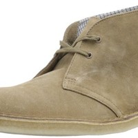 Clarks Originals Women's Oakwood Suede Desert Boot Womens 6.5 B(M) US