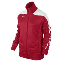The Nike Mystifi Warm-Up Women's Basketball Jacket.