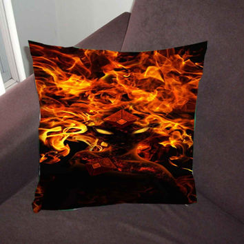 Flame Princess Adventure Time - Pillow Case, Pillow Cover, Custom Pillow Case *02*