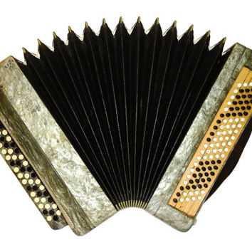 Russian Tula, 100 Bass, Button Bayan, Accordion Instrument, 510