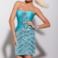 Tony Bowls ts11352 Dress - MissesDressy.com