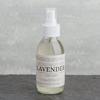 Organic Lavender Water Toner | Balancing Floral Mist for All Skin Types