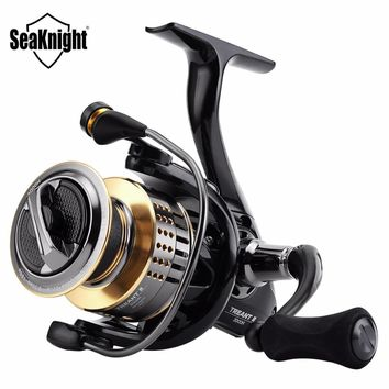 SeaKnight TREANT II 5.0:1 6.2:1 Spinning Reel 13KG Max Drag