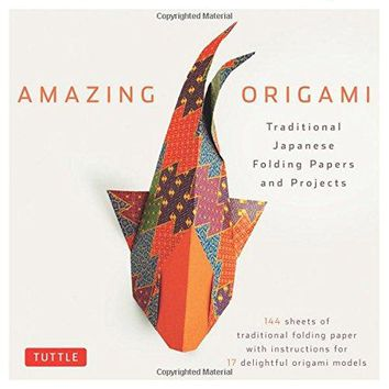 Amazing Origami BOX CSM NO