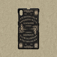 cute iphone 5c case,black iphone 5c cover, hot iphone 5c cases,Retro Ouija Board,ipod 5 case,iphone 5s case,Personality Sony Xperia Z1 Case.