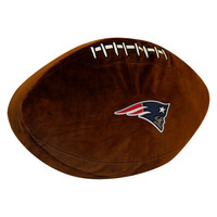 New England Patriots NFL 3D Sports Pillow