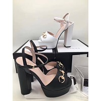 ❤shosouvenir❤GUCCI:Fashion princess high heels