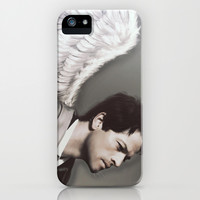 The Angel of the Lord iPhone & iPod Case by LindaMarieAnson