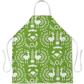 CHRISTMAS SCANDINAVIAN Apron By Terri Ellis