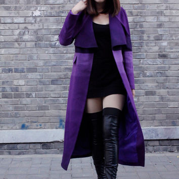 Best Purple Coat Dress Products on Wanelo