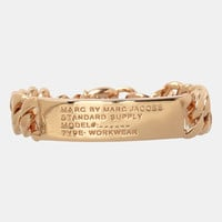MARC BY MARC JACOBS 'Standard Supply' ID Bracelet