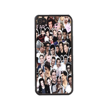 One Direction Collage Phone Case