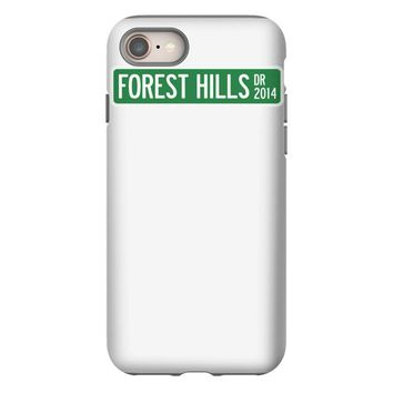 j cole forest hills drive logo iPhone 8