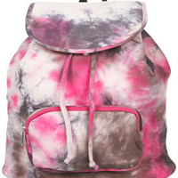 Tie Die Backpack - Bags & Purses  - Accessories  - Topshop