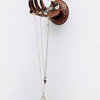 Hand Jewellery Holder in Brass - Urban Outfitters