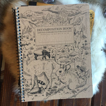 Coil Bound Decomposition Book: Andes