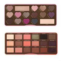 New too hot basic new faced makeup palette eyeshadow chocolate cosmetic bar palette eye shadow palette make up