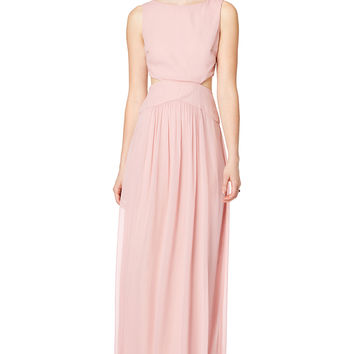 Nicole Miller Blush Through Gown