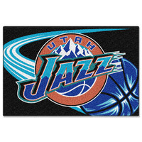 Utah Jazz NBA Tufted Rug (30x20)