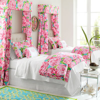 The Lilly Pulitzer Bedroom - Threads by Garnet Hill