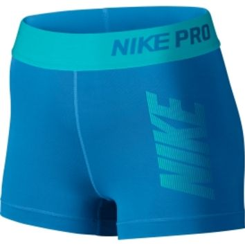 Nike Women's 3'' Pro Hypercool Graphic Shorts | DICK'S Sporting Goods