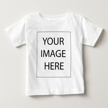 Create Your Own Baby Fine Jersey T-Shirt
