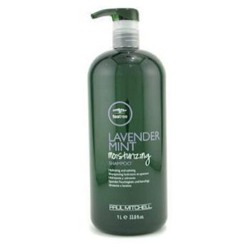 Tea Tree Lavender Mint Moisturizing Shampoo (Hydrating and Calming) - 1000ml-33.8oz