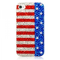 Piano Rhinestone Case for iPhone 4 / 4S, iPhone 5
