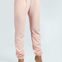 Alice Woven Crepe Tailored Luxe Joggers