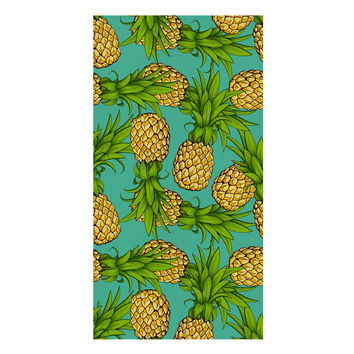 Crazy Pineapples Towel
