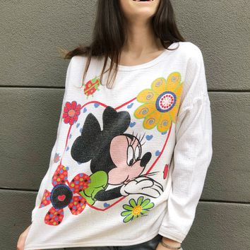 Minnie Kisses Sweater
