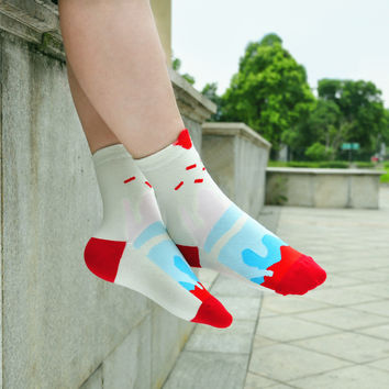 Winter Cotton Socks [9259025412]